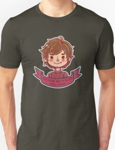 A chief protects his own Unisex T-Shirt