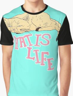What Is Life Graphic T-Shirt