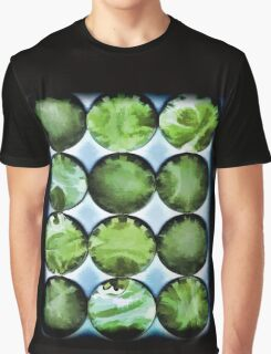 Green Goddess Graphic T-Shirt