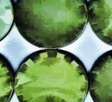 Green Goddess Sticker