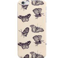 Ambient Butterflies iPhone Case/Skin