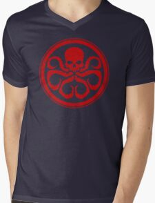Hydra Mens V-Neck T-Shirt