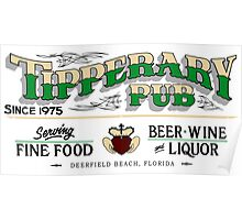 Tipperary Pub - Deerfield Beach, Florida Poster