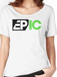 EPIC Eric Prydz Radioshow Women's Relaxed Fit T-Shirt