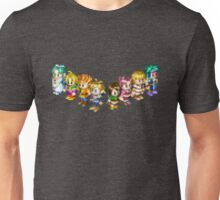 Golden Sun Unisex T-Shirt