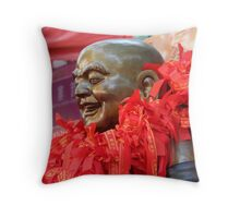 Happy Vesak Day (Buddha's Birthday)! Throw Pillow