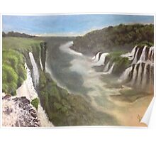 Iguazu- Heaven and hell Poster