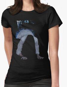 Sadako Womens Fitted T-Shirt