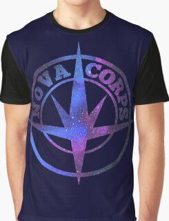 Nova corps Graphic T-Shirt