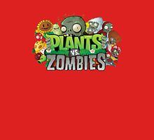 Plants vs Zombies Logo 2 enditanah Unisex T-Shirt