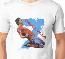 David Villa Celebration  Unisex T-Shirt