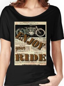 Enjoy your ride Women's Relaxed Fit T-Shirt
