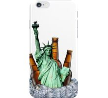 Liberty Drinks iPhone Case/Skin