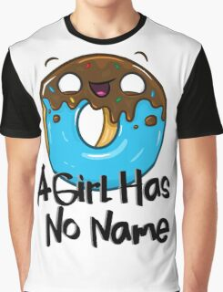 A donut has no name Graphic T-Shirt