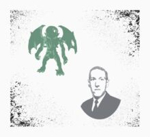 HP Lovecraft Kids Tee