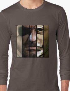 Big Boss Metal Gear Long Sleeve T-Shirt