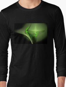 Memories Of Green Long Sleeve T-Shirt