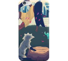 Wander Pocahontas iPhone Case/Skin