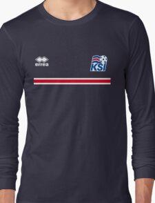Iceland Football 2016 Long Sleeve T-Shirt