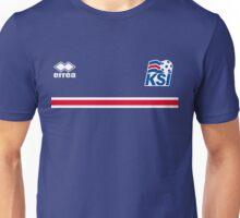 Iceland Football 2016 Unisex T-Shirt