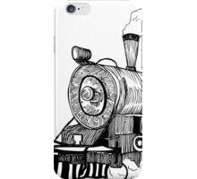 Steam Engine iPhone Case/Skin