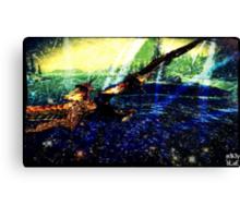 Dragon's Dreamland Canvas Print