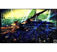 Dragon's Dreamland Photographic Print