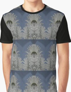Daisy Abstract Graphic T-Shirt