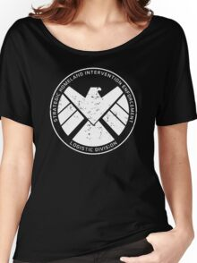 S.H.I.E.L.D  Women's Relaxed Fit T-Shirt