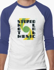 Stereolab - Not Music Men's Baseball ¾ T-Shirt