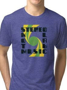 Stereolab - Not Music Tri-blend T-Shirt