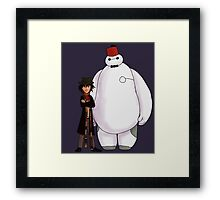 Your Personal Healthcare Companion Framed Print