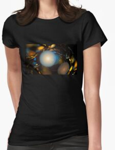 Over The Dee Womens Fitted T-Shirt