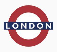 LONDON, UNDERGROUND, TUBE, ENGLAND, England, UK, Britain, BRITISH One Piece - Long Sleeve
