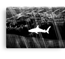 Fathoms Below II Canvas Print
