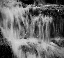 Waterfall design by Brent Fennell