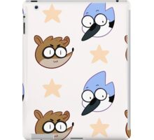 Bird And Raccoon iPad Case/Skin