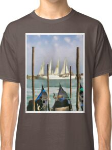 A Day In Venice Classic T-Shirt