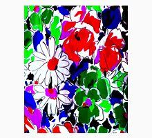 """""""LARGE COLOR FLOWER"""" Art Deco Print Unisex T-Shirt"""