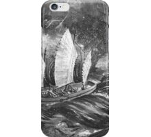 Turbulent Seas iPhone Case/Skin