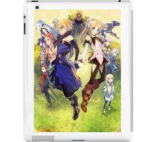 Tales of Symphonia iPad Case/Skin