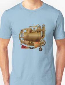 Fantastic machine Unisex T-Shirt