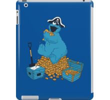 Bounty - Cookie monster loves! iPad Case/Skin