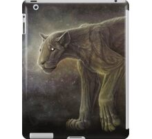 smell of energy iPad Case/Skin
