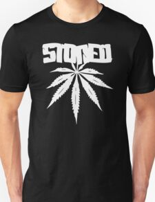 Stoned Leaf Unisex T-Shirt