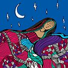 Asleep Series - Gypsy  by Trish Loader