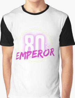 80s Emperor Logo Graphic T-Shirt