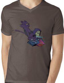 Eternia Summer Mens V-Neck T-Shirt