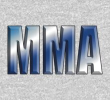 MMA, Mixed, Martial Art, Contest, Combat, Fight, Box, Ju Jitsu, Wrestle, Grapple One Piece - Long Sleeve