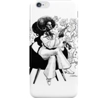 Crime Noir: The Boss iPhone Case/Skin